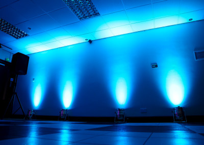 Room uplighting